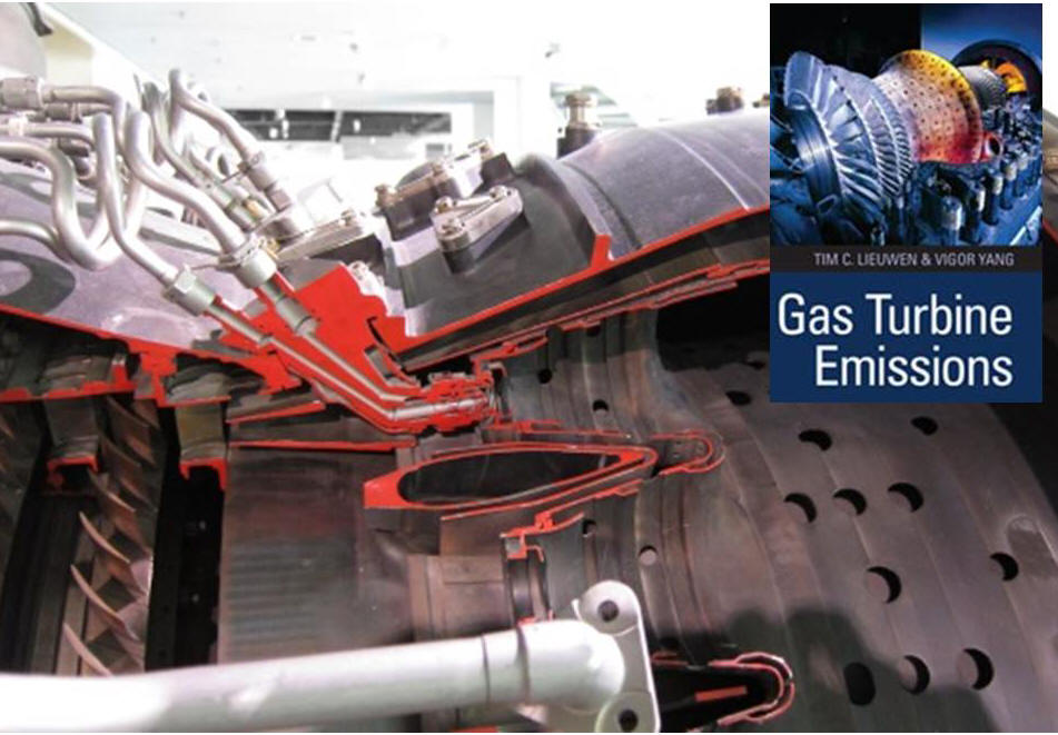 Gas Turbine Engine Combustion and Emission of Pollutants
